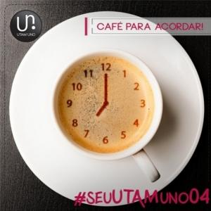 Café para acordar!