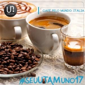 Café pelo mundo: Itália