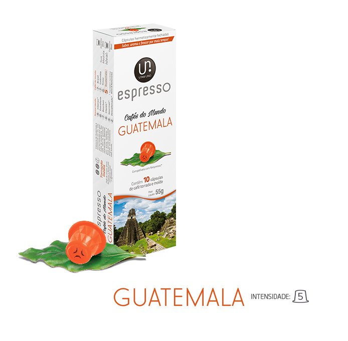Cafés do mundo guatemala