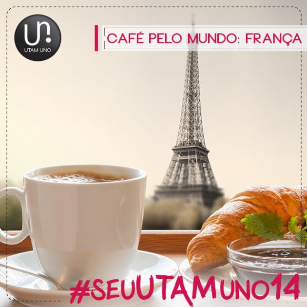 Café pelo mundo: França