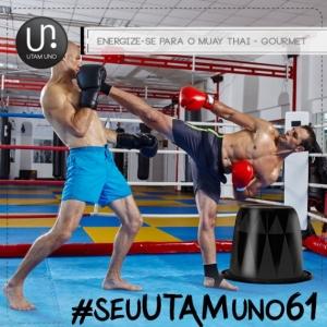 Energize-se para o Muay Thai!